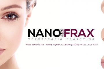 Nanofrax i Nanopore Dermaquest
