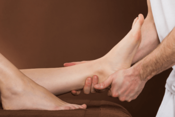 LEKKIM KROKIEM - dlaczego tak ważny dla kobiet jest masaż stóp