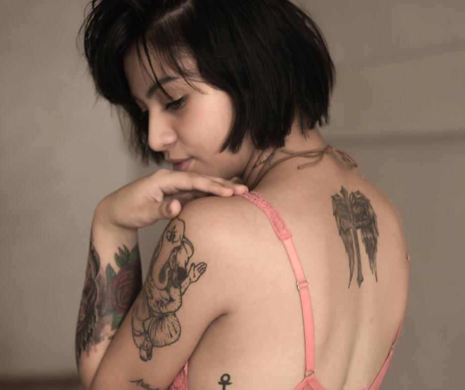 pozbadz sie tatuazu4 Zapomnij o błędach młodości   pozbądź się tatuażu , którego nie lubisz