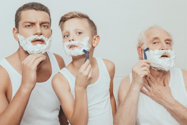 Mężczyzna w gabinecie – zabiegi kosmetyczne dla Panów