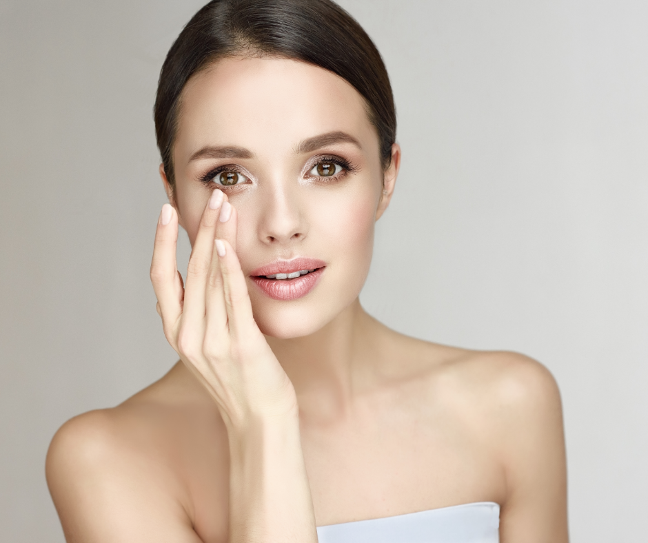 eyes Skin around the eyes   what treatments will help in rejuvenation and revitalization?