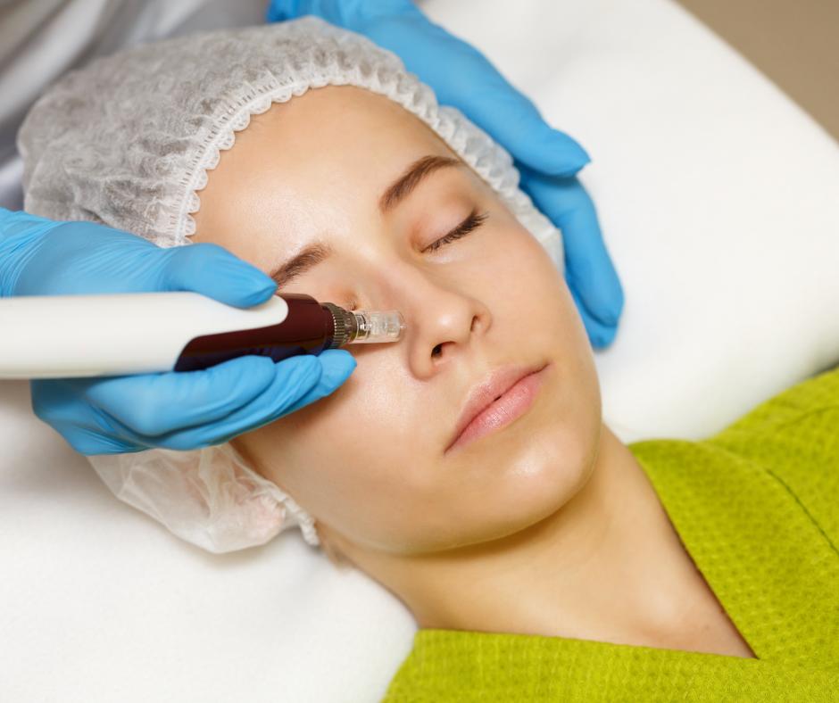 skin Antioxidant anti aging treatment