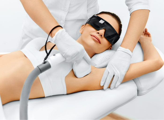 Does the influence of the hair growth cycle affect the effectiveness of laser hair removal treatments?