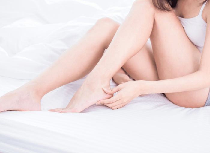 Home methods for foot care