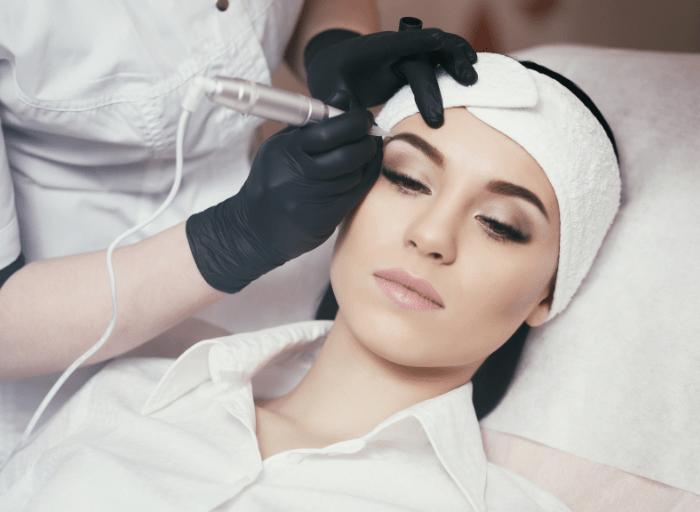 Methods of permanent makeup application
