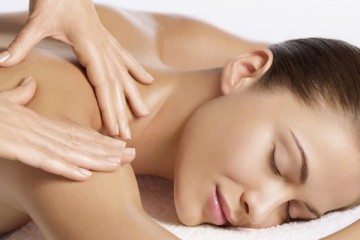 Classical massage techniques – free your body of stress