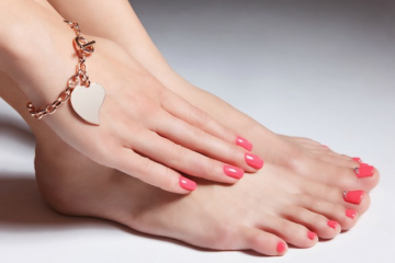 Hybrid pedicure – why you should not do it at home