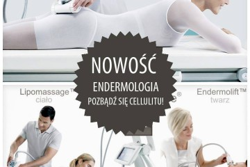 NOWOŚĆ! ENDERMOLOGIA CELLU M6