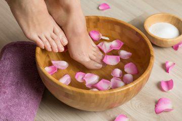 Pedicure w salonie kosmetycznym krok po kroku