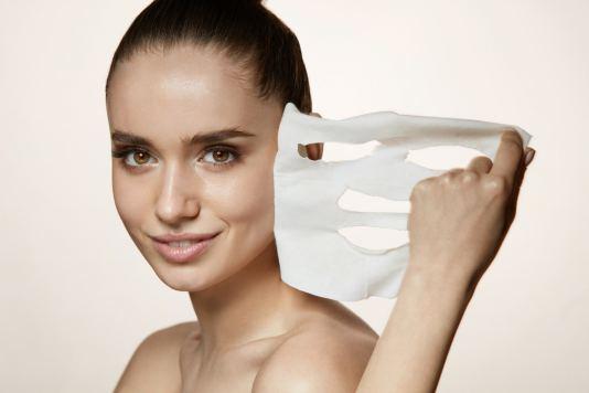 maseczka Profesjonalne zabiegi kosmetyczne na każdą kieszeń