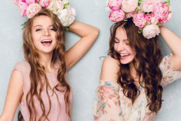 Feel like princesses! The perfect idea for a Bachelorette party!
