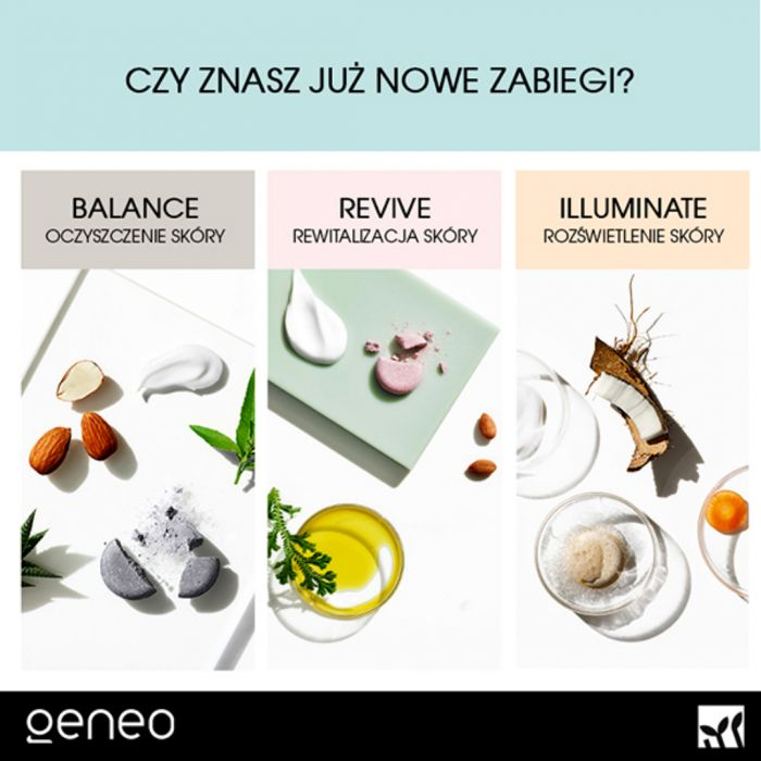 %name Geneo – zalety zabiegowe okiem kosmetologa