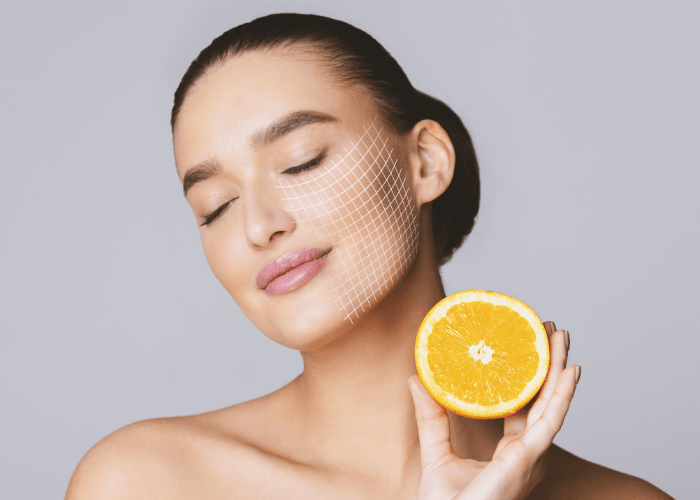 Vit c in your skin care – the indispensable role