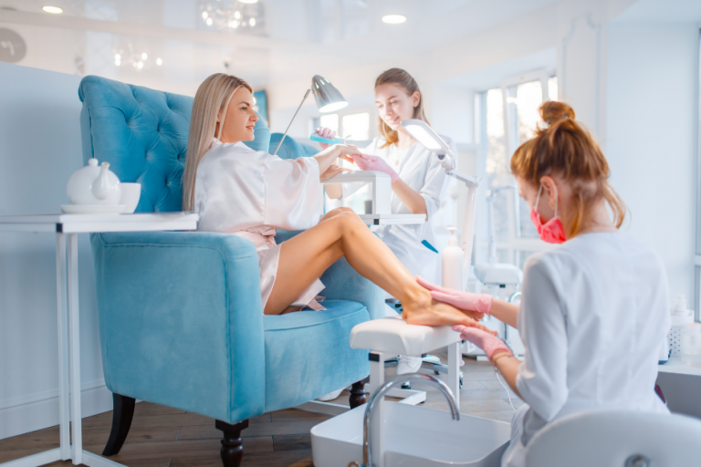 Pedicure treatment mystery – what is it?